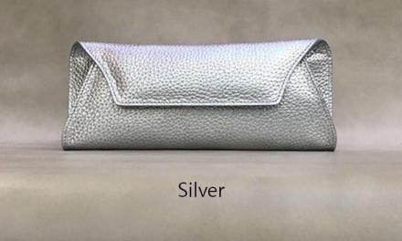 Clutch長形銀包