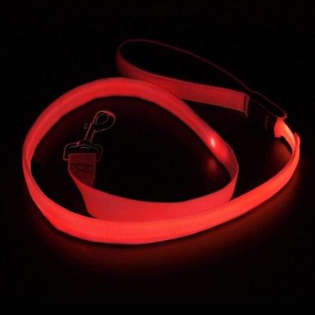 超亮LED安全易見狗繩