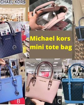 【Michael kors mini tote bag 👜】