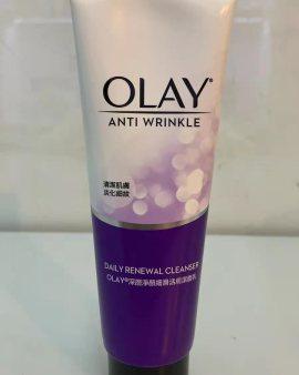 【Olay深層淨顏細滑活膚潔面乳】