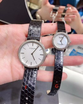 【Coach四色手錶】E3006202101