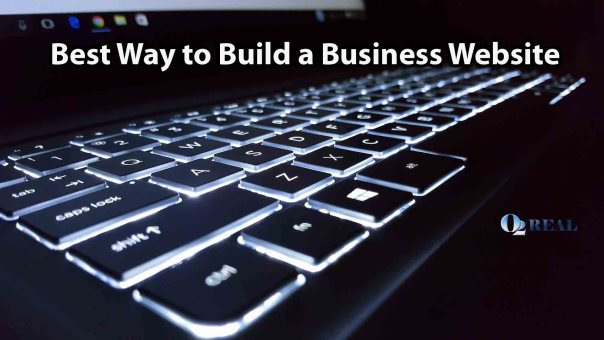 How to Build a Business Website 2