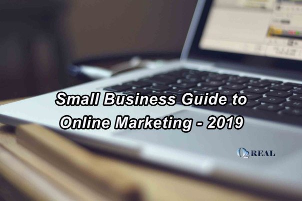 Small Business Guide to Online Marketing - 2019 b