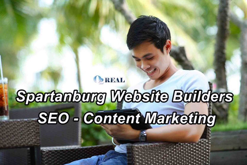 Spartanburg Website Builders - SEO - Marketing