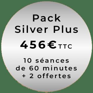 pack silver plus en achat chez o2 relax pour des caissons hyperbarres