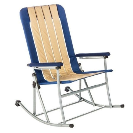 KampRite Directors Chair with Side Table  Cooler