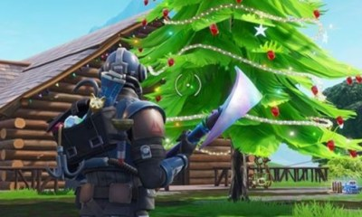 Fortnite: How to Find Every Holiday Tree Location (Operation Snowdown)
