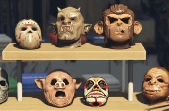 Where To Buy Masks In Grand Theft Auto Online