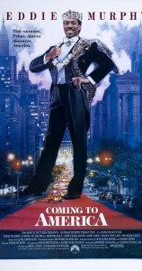 Coming to America (1988) Movie Download