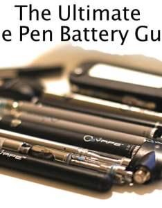 Vape pen battery guide also the ultimate to thread batteries  vape rh