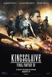 Kingsglaive - Final Fantasy XV - BRRip