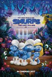 Smurfs - The Lost Village - BRRip