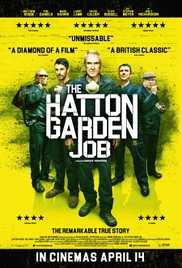 The Hatton Garden Job - BRRip