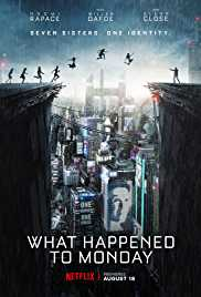 What Happened to Monday - BRRip