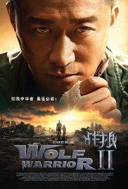 Wolf Warrior 2 - BRRip