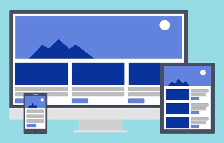 sites com janelas responsivas