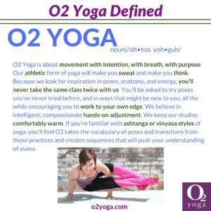 About O2 Yoga O2 Yoga