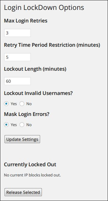 Login LockDown-1