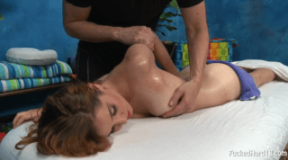 Massage Me And Fuck Me!