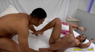 Brazilian Girl Sucking And Fucking A Fat Cock