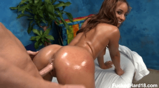 Flexible Brunette Shares Her Sex Adventures