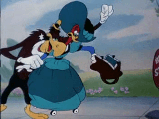 Woody Woodpecker Episode Drooler's Delight