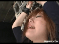 Asian Nurse Tied And Toyed