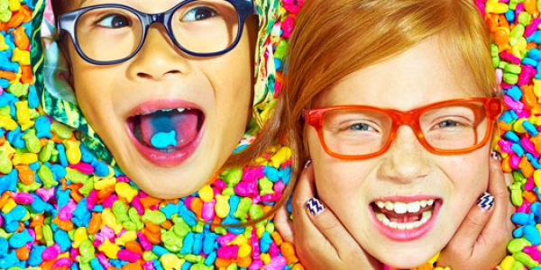 Lunettes KENZO Kids