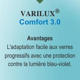 verres essilor varilux comfort 3 EPS bayonne