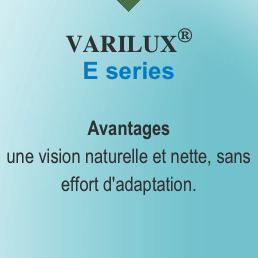 verres essilor varilux e series