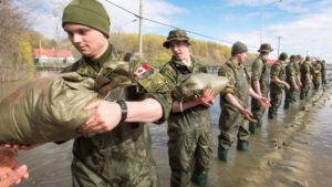 Canadian Army Recruitment For Foreigners