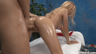 Horny Masseuse Just Wants Cock Inside Her