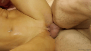 Hot Dude Looses Virginity On Sexy Blonde