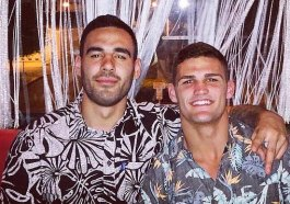 Nathan Cleary and Tyrone May gave free grand final tickets