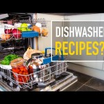 9 Things You MIGHT be Able to Cook in a Dishwasher!