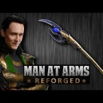Chitauri Scepter AKA Loki's Staff (The Avengers: Age of Ultron) – MAN AT ARMS: REFORGED