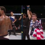 Fight Night Nashville: Beneil Dariush Backstage Interview