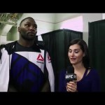 Fight Night New Jersey: Anthony Johnson Backstage Interview