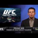 Fight Night Seoul: DraftKings Fantasy Facts with Frank Mir