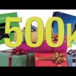 Gameranx's Big 500,000 Subscriber Giveaway