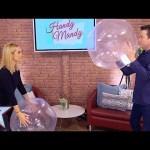Handy Mandy has a beach ball dilemma | Britain's Got More Talent 2016