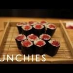 How to Make a Tuna Roll
