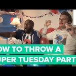 How to Throw the Perfect Super Tuesday Party | Mashable Humor