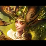 Lunara – Digital Painting (#Photoshop) | CreativeStation GM