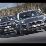 Porsche Macan vs Range Rover Evoque – one of these is the best small SUV in the world