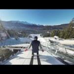 Samsung – Ski Jump in 360°