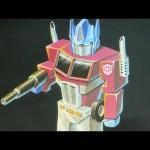 Transformers: Optimus Prime 3D Chalk Art – AWE me Artist Series
