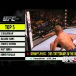 UFC Now EP. 210: Top 5 Ultimate Fighter Contestants