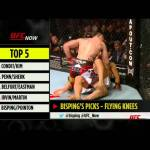 UFC Now Ep. 239: Top 5 Flying Knees