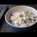 Waldorf Salad – How to Make a Waldorf Fruit Salad Recipe